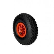 Ruota pneumatica per carrello trasporto universale Robustus