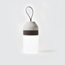 Speaker wireless waterproof 2in1 con lampada luce LED bianca