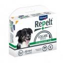 Collare antiparassitario per cani con peso fino a 25kg - Repelt