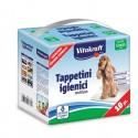 Confezione da 10 tappetini igienici multiuso 60x90cm per cani gatti