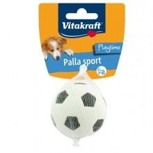 Palla gomma sport S per cani