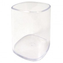 Portapenne Bicchiere Trasparente Neutro Arda