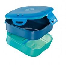 Lunch Box 3 in 1 blu Picnik Concept Maped