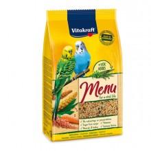 Menù alimento completo per pappagallini 1Kg