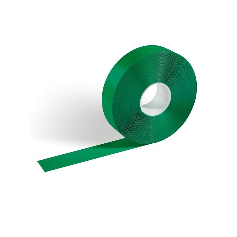 Nastro adesivo da pavimento DURALINE STRONG 50/05 50mmx30m verde Durable