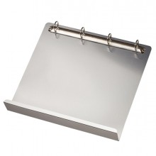 Display magnetico ad anelli f.to A4 31x32x5,3cm Tarifold