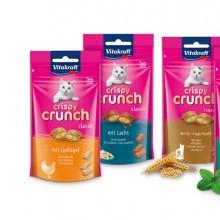 Snacks Crispy Crunch Superfood gusto pollame 60gr