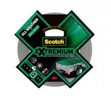 Nastro adesivo EXTRA resistente alte temperature 48mmx27,4m nero Scotch®