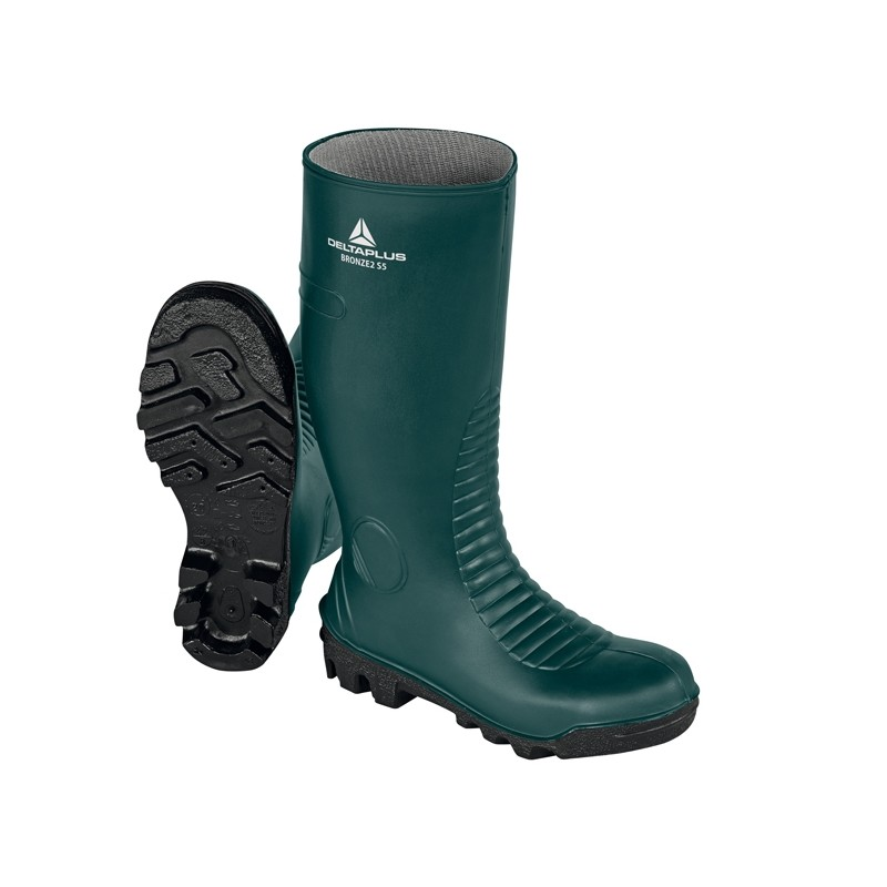 Stivali di sicurezza Bronze2 S5 SRA Verde N°38