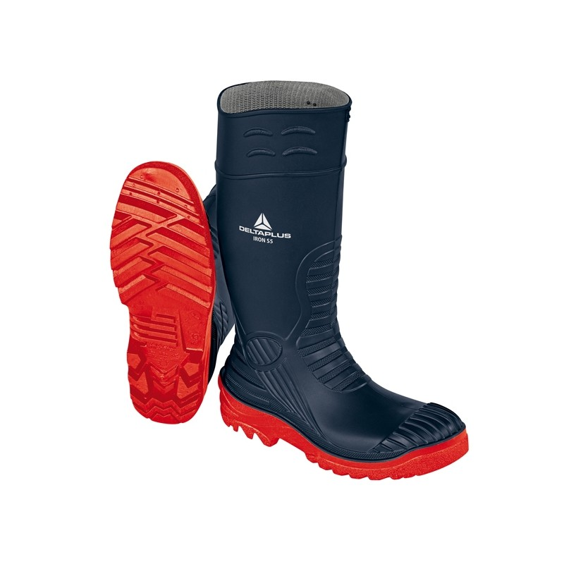 Stivali di sicurezza Iron S5 SRC N°44