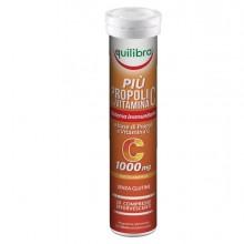 Integratore Più Propoli cn Vitamina C Gusto Arancia 20 Compresse 88g Equilibra