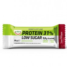 Integratore SportFit Line Protein 31 Low Sugar Choco Brownie 35gr Equilibra