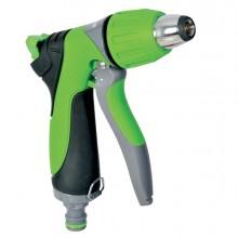 Pistola per irrigazione in alluminio a spruzzo regolabile