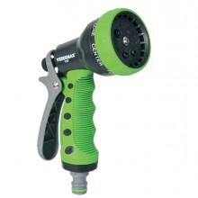 Pistola a doccia per irrigazione in plastica 7 getti