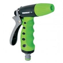 Pistola per irrigazione in plastica a spruzzo regolabile