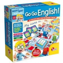I'am a Genius GO-GO English Lisciani