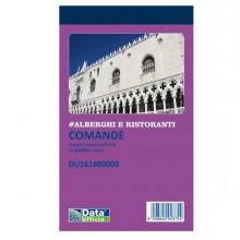 Blocco comande 25/25/25copie autor. 16,8x10cm DU161880000 (Conf. 30)