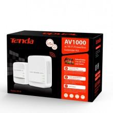 Kit Powerline Extender Wi-Fi PH10 AV1000 AC Tenda