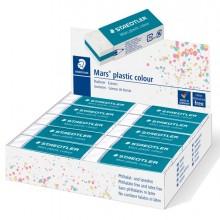 Gomma Mars® plastic turchese Staedtler (Conf. 20)