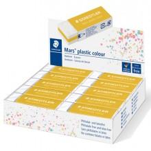 Gomma Mars® plastic giallo oro Staedtler (Conf. 20)