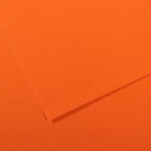 Foglio MI-TEINTES A4 cm 160 gr. 453 arancione (Conf. 25)