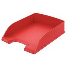 Vaschetta portacorrispondenza STANDARD PLUS rosso LEITZ (conf. 5 )