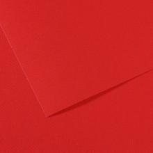 Foglio MI-TEINTES A4 cm 160 gr. 505 rosso vivo (Conf. 25)