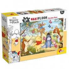 "Puzzle Maxi 24pz ""Disney Winnie the Pooh"" Lisciani"