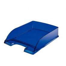 Vaschetta portacorrispondenza STANDARD PLUS blu trasp. LEITZ (conf. 5 )