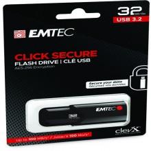 Emtec Memoria B120 Clicksecure 32GB