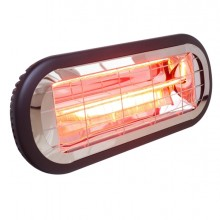 Stufa ad infrarossi da esterno/interno Sole Rosso 1500W