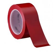 Nastro Adesivo Vinilico 50Mmx33Mt Rosso Scotch 471