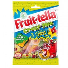 Caramelle gommose Frit-tella Crazy mix Frizz f.to 175gr