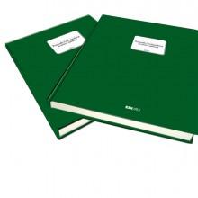 Registro Corrispondenza Arrivo-Partenza 300Pag. 31X24,5 E2817