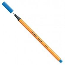 Pennarello Stabilo Point 88/32 Blu Oltremare (conf.10)
