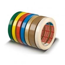NASTRO ADESIVO PVC 66MTX50MM VERDE 4204 TESA (conf. 6 )