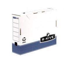 Scatola Archivio A4 Dorso 80Mm Bankers Box System (conf.10)