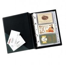 Portabiglietti Da Visita Minivisita Mc 25 Blu 16X20,5Cm Seirota