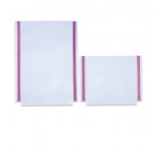 10 Tasche Adesive Gs Con Soffietto 22X18Cm