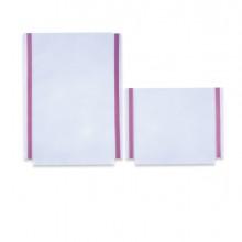 10 Tasche Adesive Gs Con Soffietto 22X30Cm