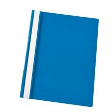 Cartellina Ppl Con Fermafogli 21X29,7 Azzurro Report File Esselte (conf.25)