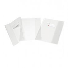 COPRIMAXI PVC 200MIC SUPERCRISTALLO NEUTRO S/ALETTE 21x30cm RIPLAST (conf. 10 )
