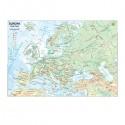 Carta Geografica Scolastica Plastificata Europa 297X420Mm Belletti (conf.20)