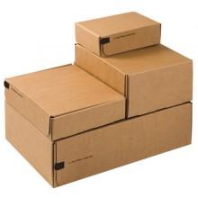 SCATOLE SPEDIZIONE MODULBOX 14X10,1X4,3CM AVANA (conf. 20 )