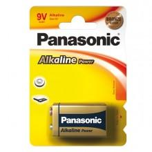 Blister Pila Transistor 9V Alkaline Panasonic