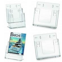 Portadepliant Componibili 2 Tasche A4 Da Banco E Parete Art.5027 (conf.2)