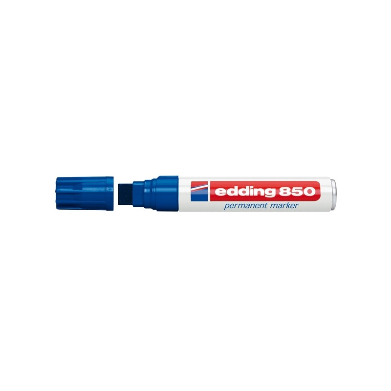 Marcatore Edding 850 Blu Ps 5-16Mm Permanente