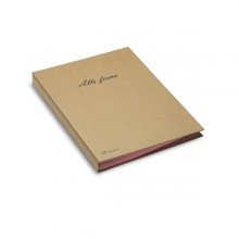 Libro Firma 18 Pagine 24X34Cm 618-Eco Fraschini