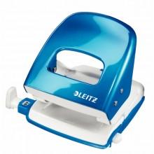 Perforatore 2 Fori 5008 Wow Blu Metal Max 30Fg Leitz