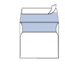 25 Buste Bianche 120X180Mm 80Gr Strip 510 Blasetti